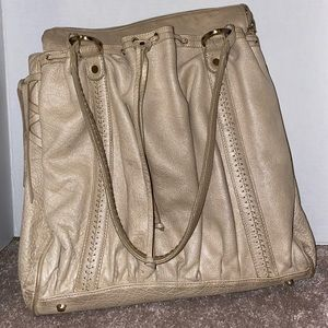 Junior Drake Leather purse